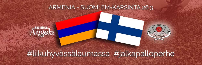 Armenia Suomi